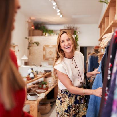 Retail, buying and merchandising